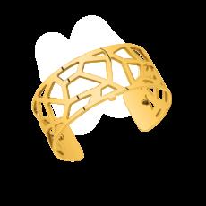 Bracelet Les Georgettes Girafe 25 mm doré