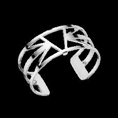 Bracelet Les Georgettes Ibiza 25 mm argent