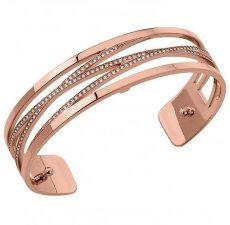 Bracelet Les Georgettes Liens 14 mm rose