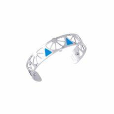 Bracelet Les Georgettes Sunrise 14 mm argent