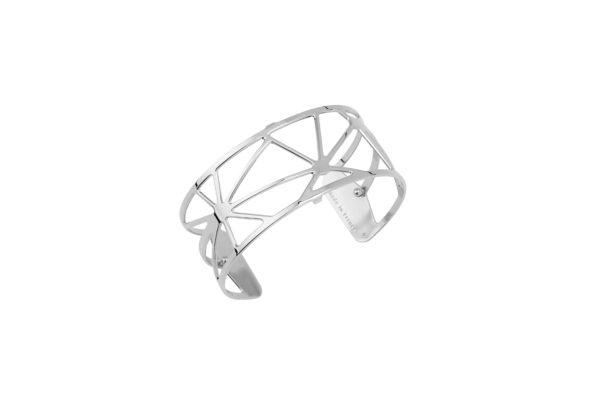 Bracelet Les Georgettes Solaire 25 mm argent