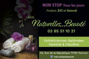 MNaturelles Beauté Tournus