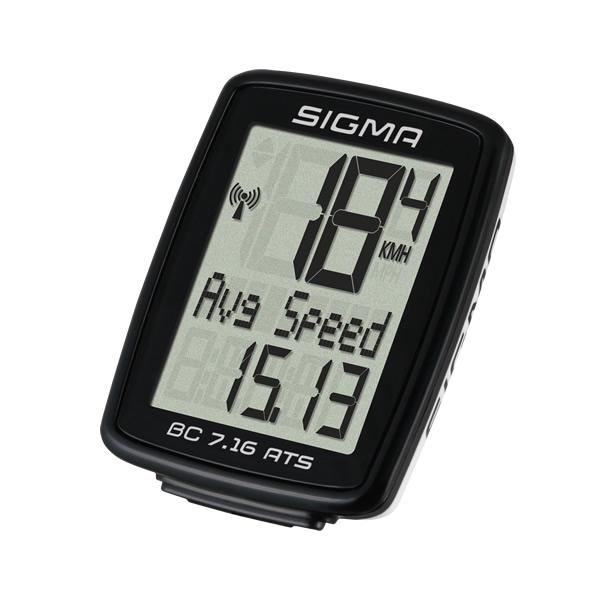 Compteur Sigma 7.16 sts